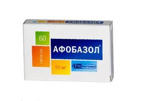 Афобазол   Aphobazolum