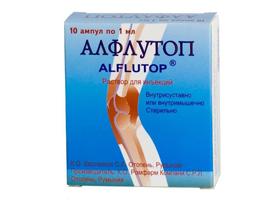 Алфлутоп   Alflutop