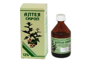 Алтея сироп   Althaeae sirupus