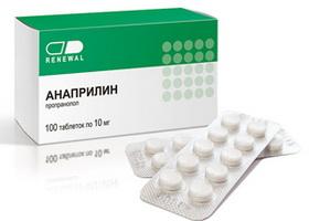 Анаприлин   Anaprilin