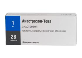 Анастрозол | Anastrozole