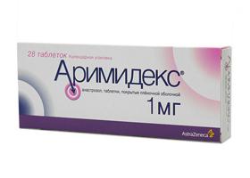 Аримидекс   Arimidex