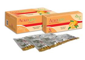 Аскоцин   Ascocin