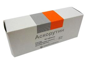 Аскорутин   Ascorutin