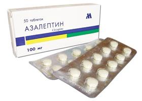 Азалептин | Azaleptin