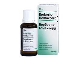 Берберис-Гомаккорд   Berberis-Homaccord