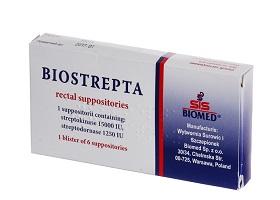 Биострепта | Biostrepta
