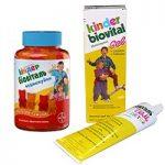 Биовиталь Киндер | Biovital Gel for Children, Kinder Biovital Gummy with vitamins