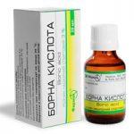 Борная кислота | Boric acid