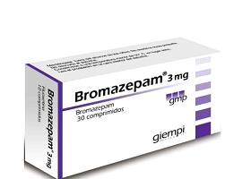 Бромазепам   Bromazepam