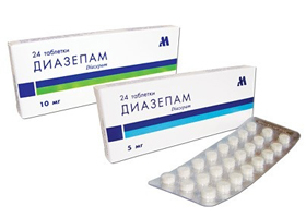 Диазепам   Diazepam