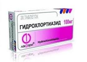 Дихлотиазид   Dichlothiazidum