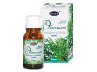 Эвкалиптовое масло | Eucalypti oleum