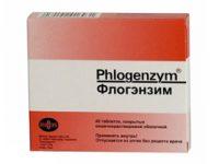 Флогэнзим   Phlogenzym