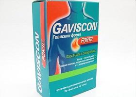 Гевискон Форте | Gaviscon Forte