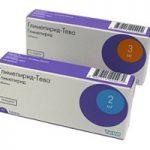 Глимепирид | Glimepiride