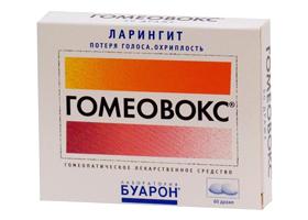 Гомеовокс   Homeovox