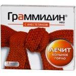 Граммидин с анестетиком Нео | Grammidin with anaesthetic Neo