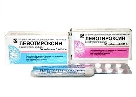 Левотироксин | Levothyroxin