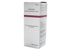 Линезолид   Linezolid