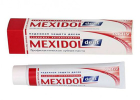 Мексидол Дент | Mexidol dent Professional (Active, Sensitive, Fito, Complex)