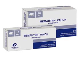 Мемантин | Memantin