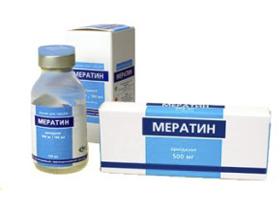 Мератин | Meratin