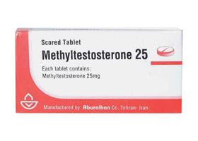 Метилтестостерон   Methyltestosteronum