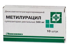 Метилурацил | Methyluracil