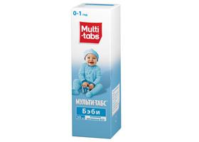 Мульти-Табс Беби | Multi-Tabs Baby
