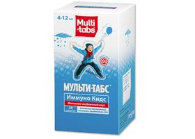 Мульти-Табс Иммуно Кидс | Multi-tabs immuno kids