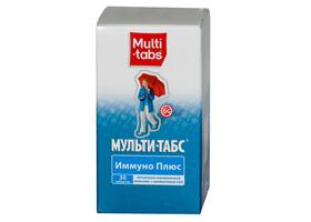 Мульти-Табс Иммуно Плюс | Multi-tabs Immuno Plus