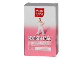 Мульти-Табс Перинатал   Multi-tabs Perinatal