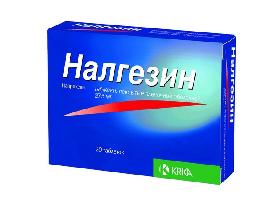 Налгезин   NALGESIN