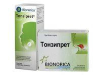 Тонзипрет | Tonsipret