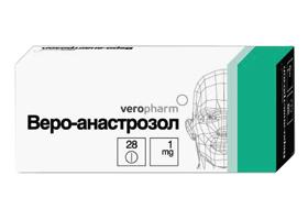 Веро-Анастрозол   Vero-Anastrosol