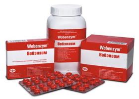 Вобэнзим | Wobenzym