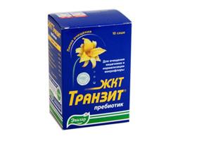 ЖКТ Транзит Эвалар | Zkt Tranzit Prebiotic